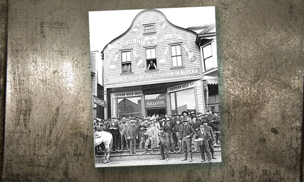 Wyatt Earp's Dexter Saloon