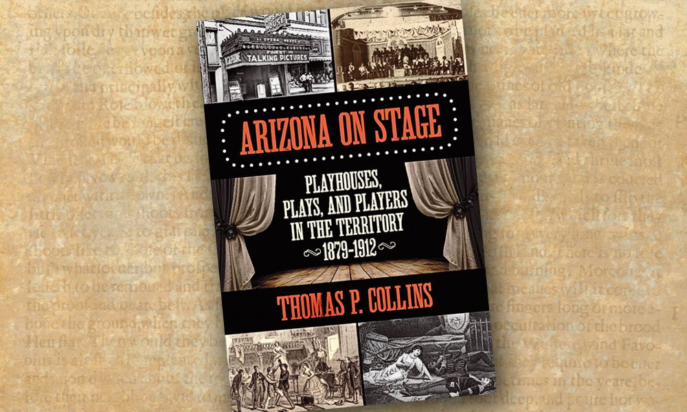 Arizona on Stage book