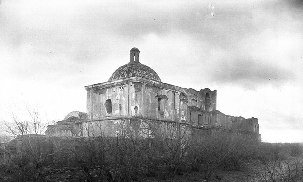 Tumacacori Mission Remains 1908