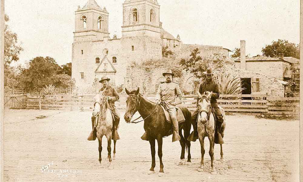 Teddy Roosevelt and Rough Riders