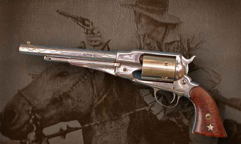 New Model 1861 Remington Army Revolver