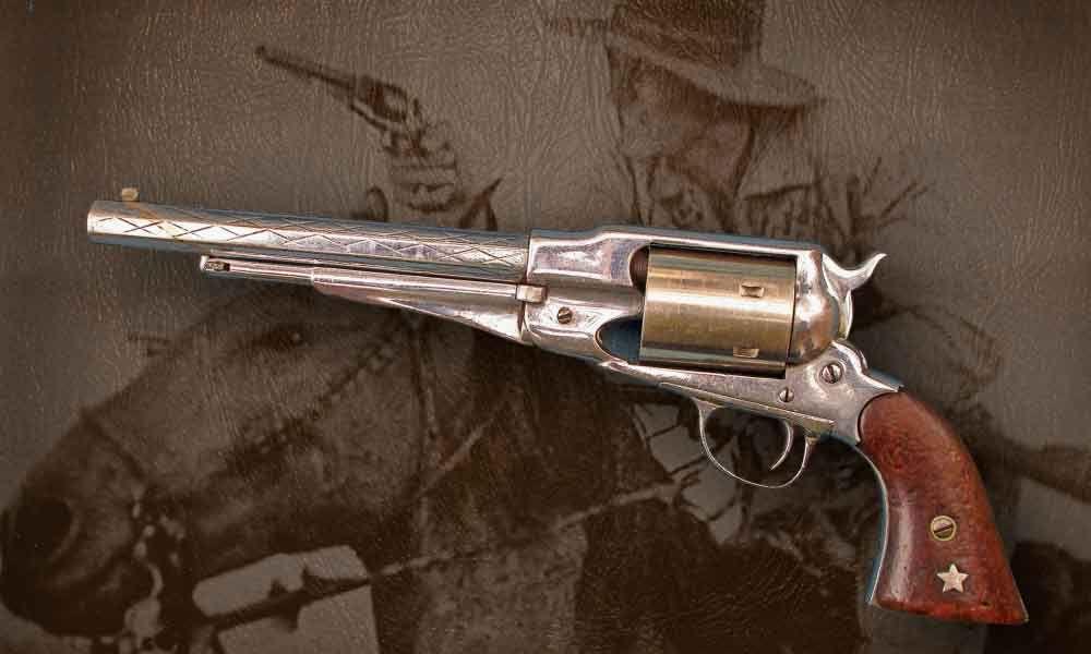 New Model 1861 Remington Army Revolver