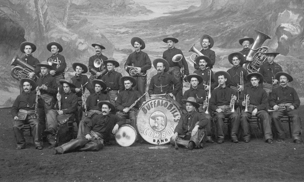 Buffalo Bill Cody's Cowboy Band