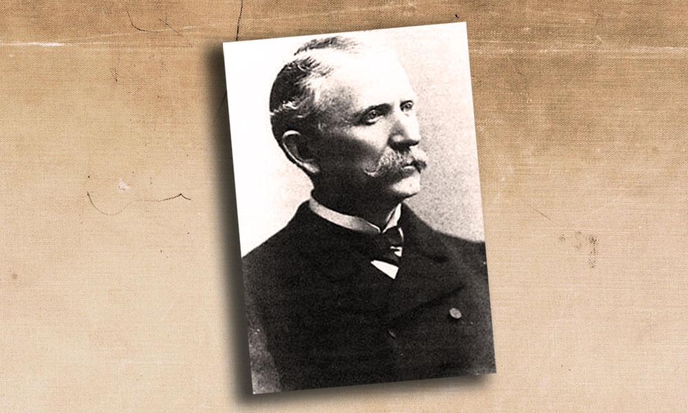 photo of James Hume