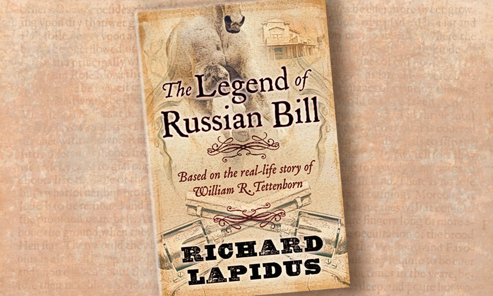 the legend of russian bill book