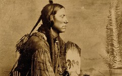 Photograph of Chief Quanah Parker