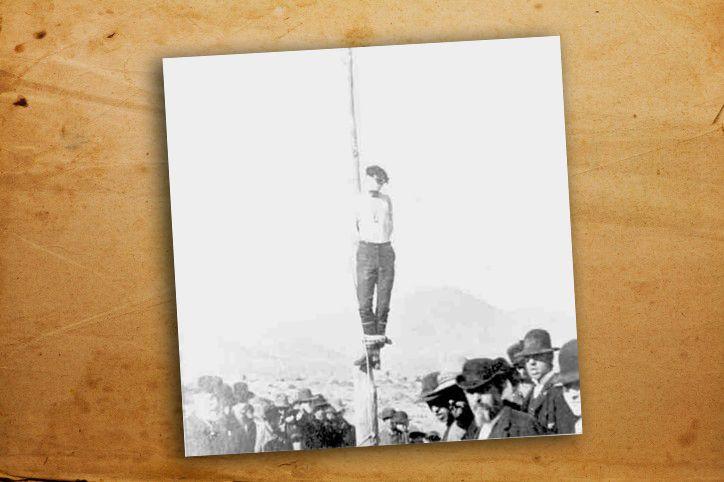 John Heath lynching