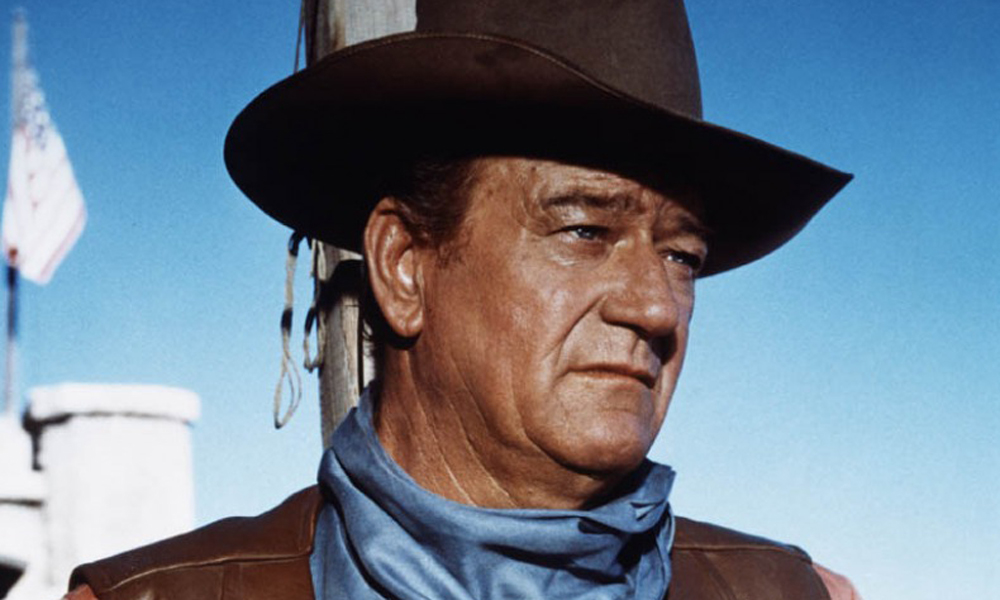 John Wayne Blazing Saddles Blog