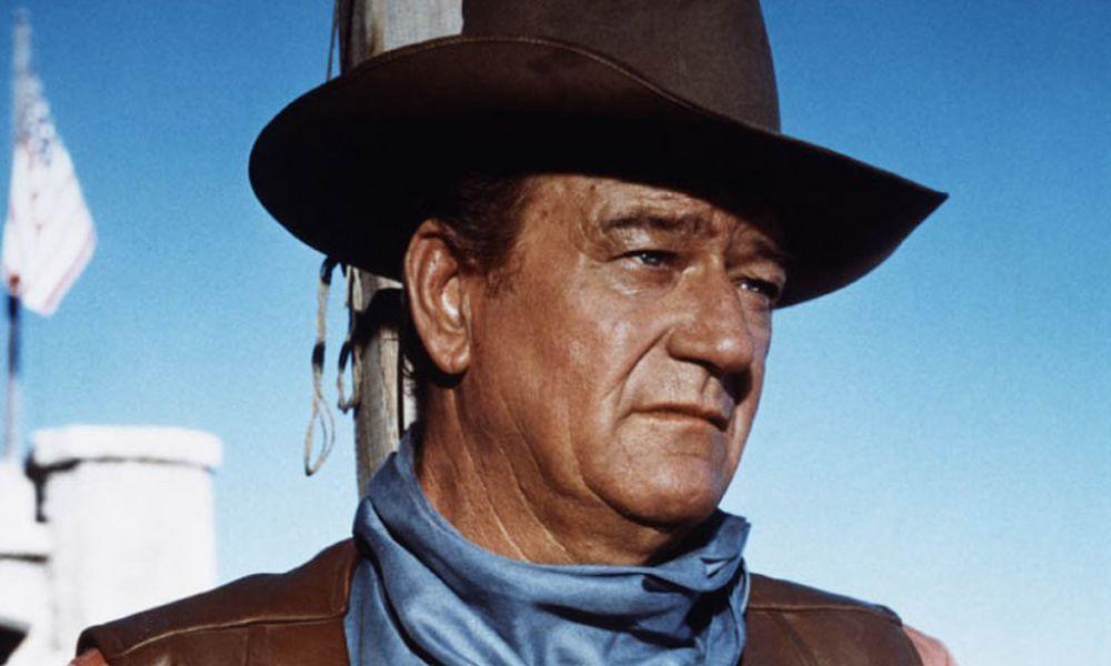 John Wayne Blazing Saddles Blog