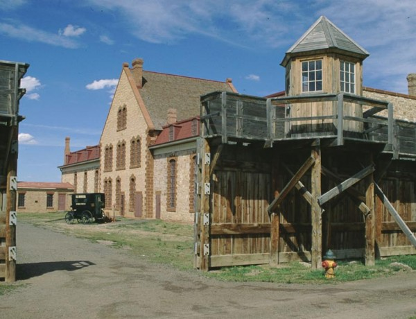prison wyoming territorial prison true west