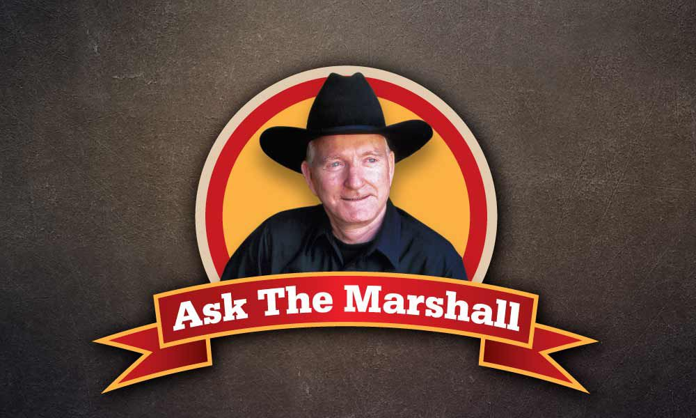 ask the marshall trimble true west