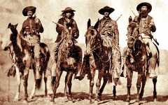 Custer's Scout True west