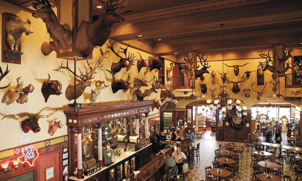 buckhorn saloon true west
