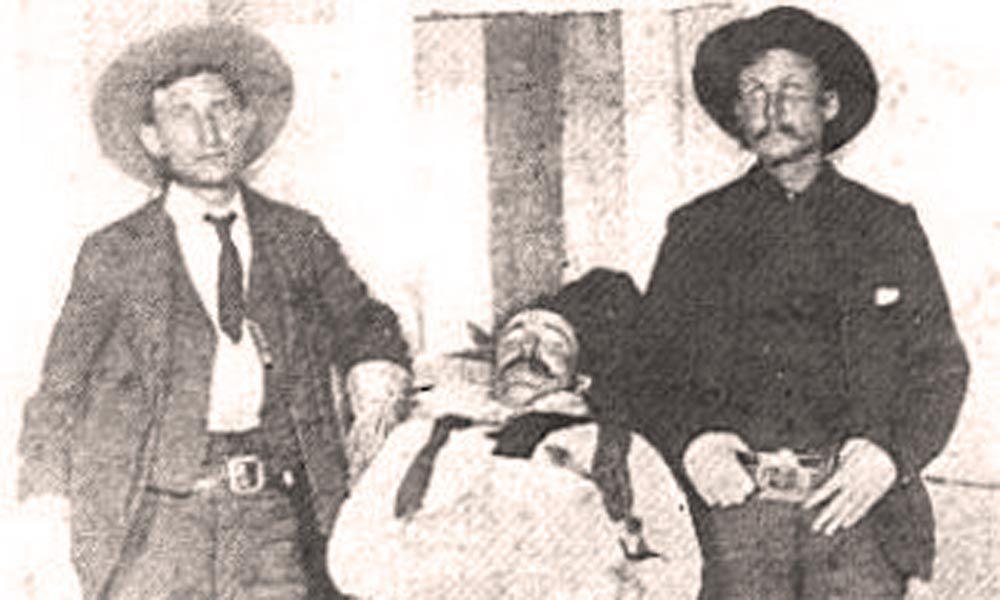 Tulsa Jack's Body true west