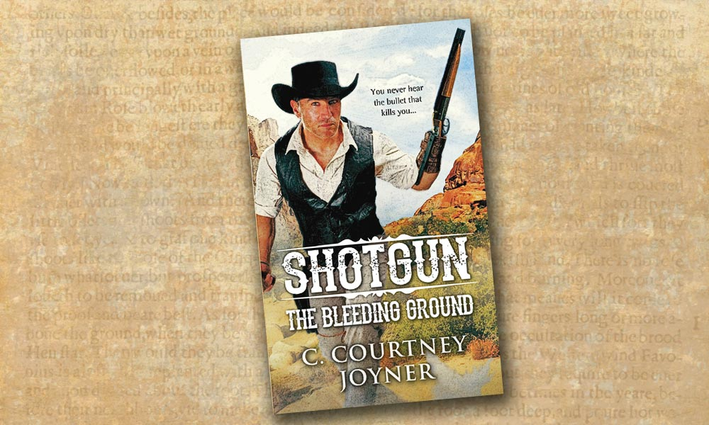 shotgun the bleeding ground joyner