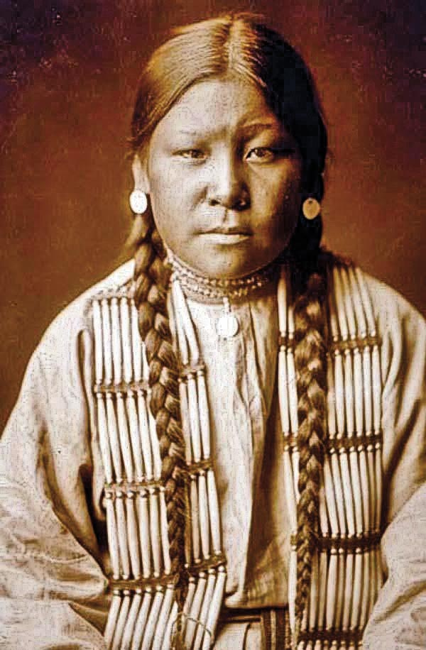 Buffalo Calf Road Woman true west