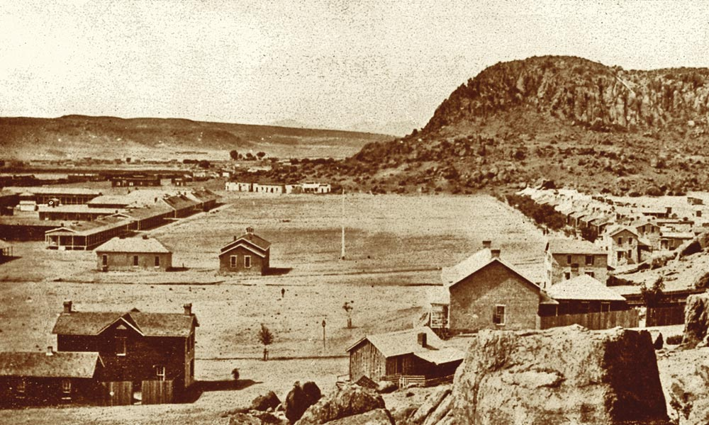 fort davis true west