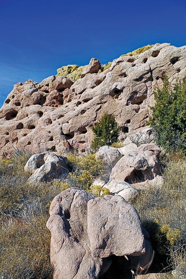 Garden of Gods New Mexico True West