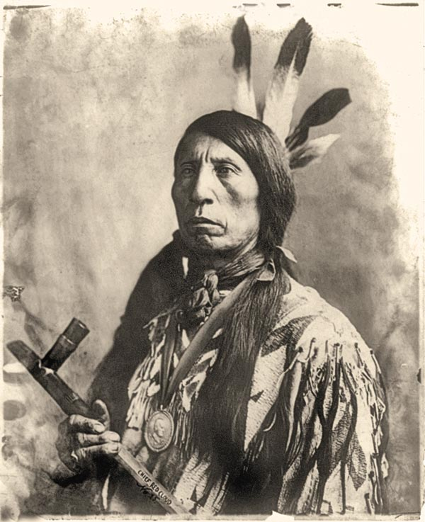 Jack Red cloud true west