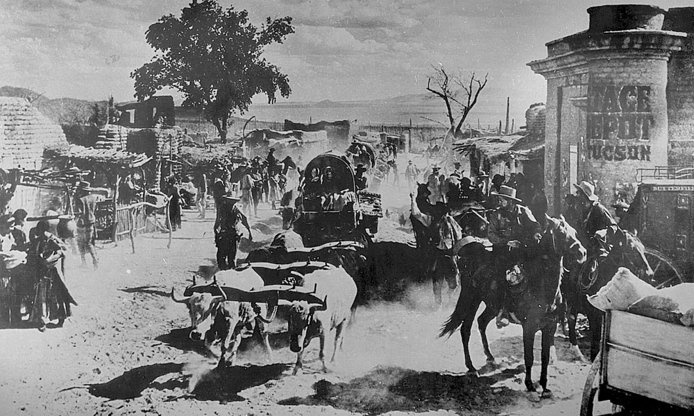 old tucson movie set true west