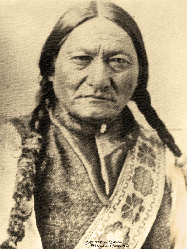 sitting bull true west
