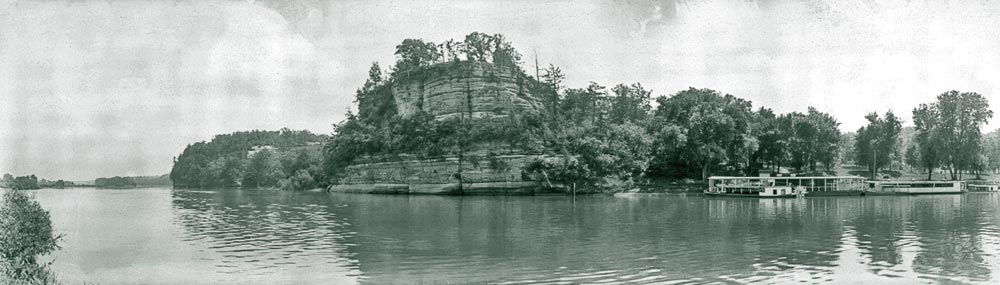 starved rock illinois hickok true west