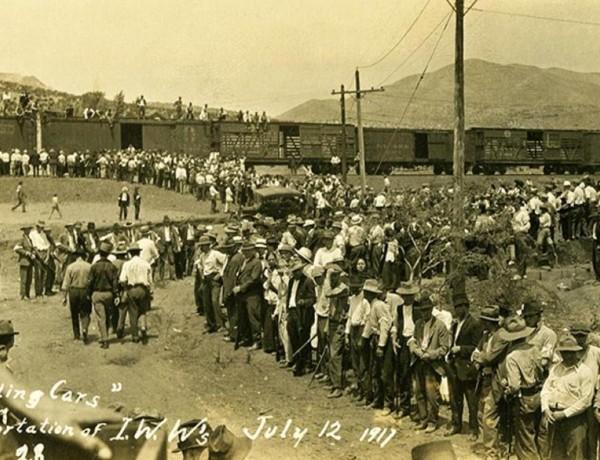 bisbee deportation of 1917 true west