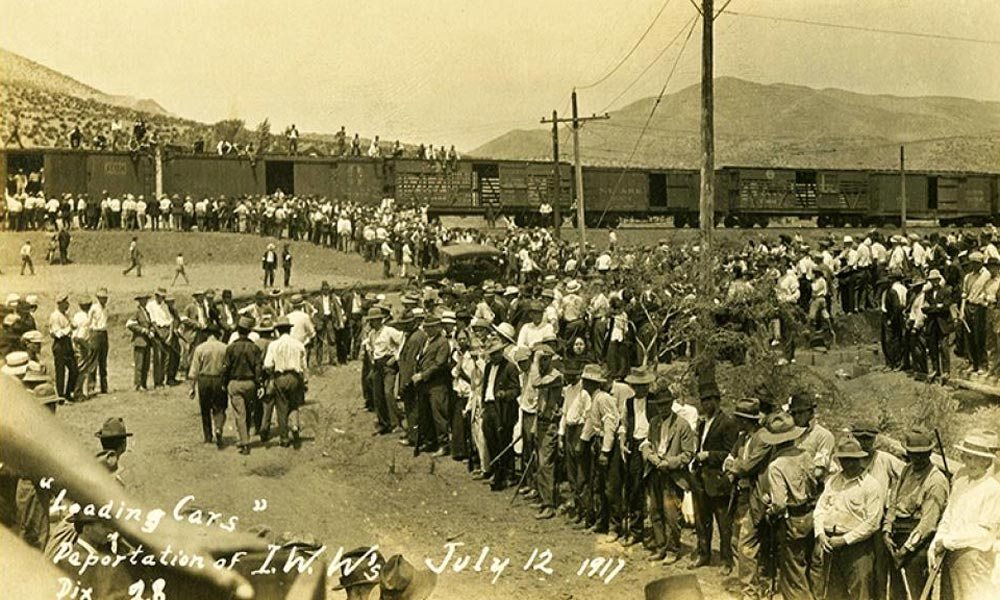 bisbee deportation of 1917 true west