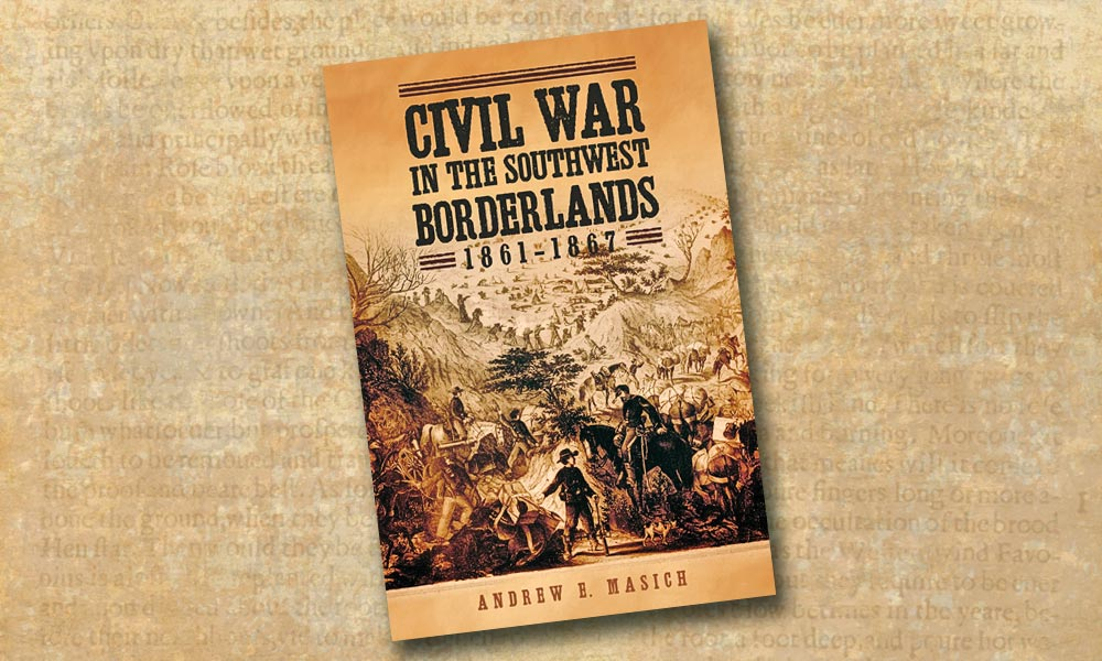civil war book true west