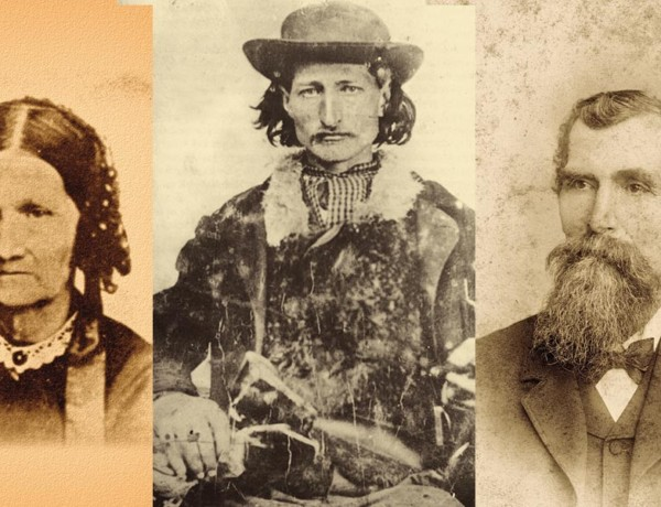 polly hickok william hickok wild bill hickok true west