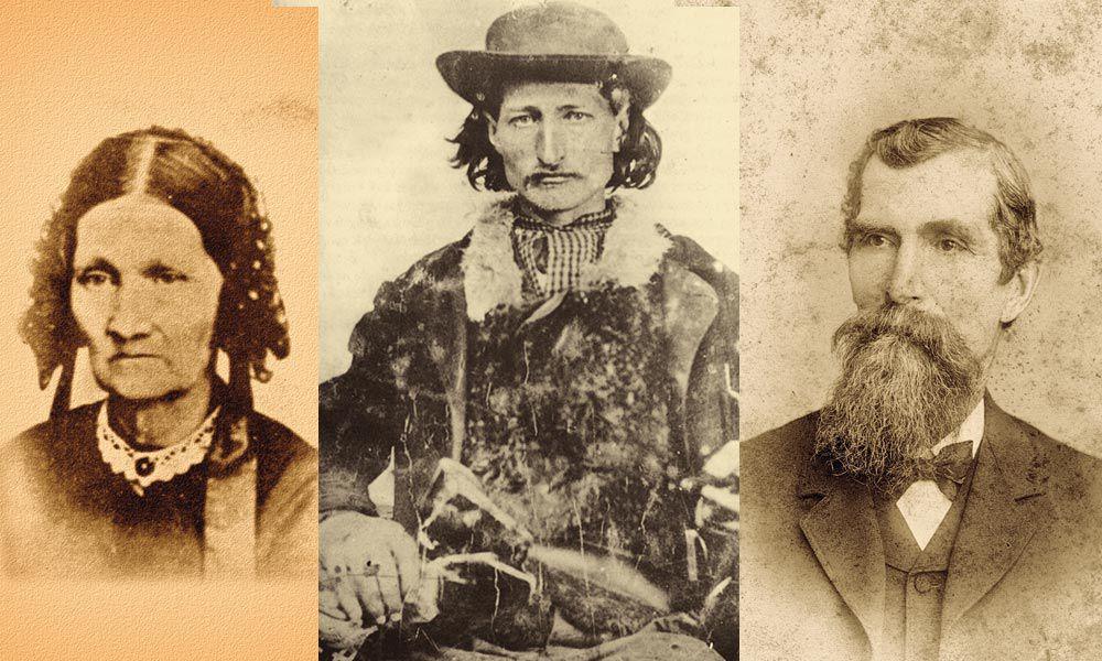 polly hickok william hickok wild bill hickok true west