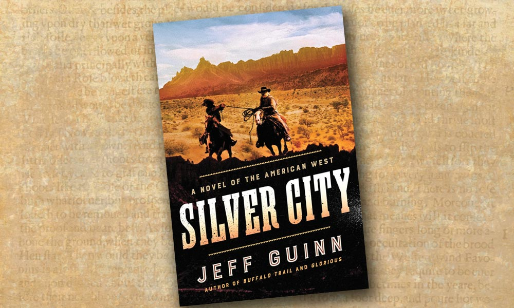 silver city jeff guinn true west