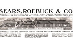 Sears Roebuck true west