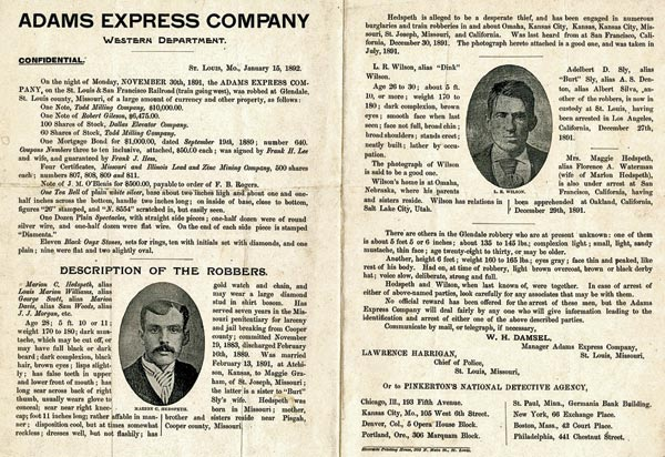 adams express company marion hedgepeth true west