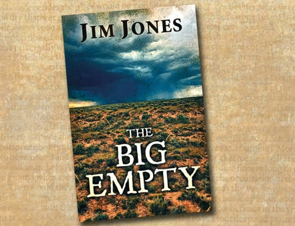 the big empty jim jones true west books