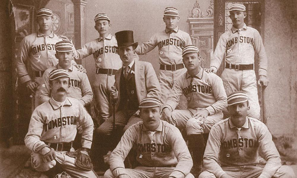 tombstone baseball true west