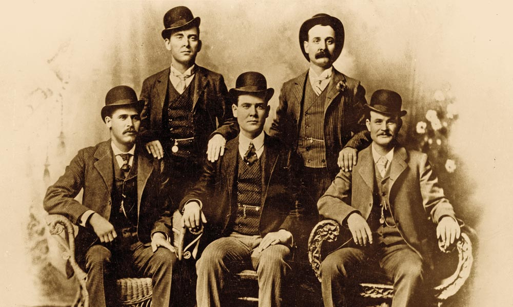 wild bunch gang true west