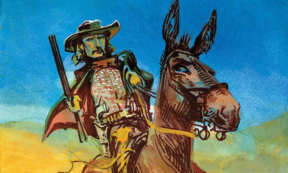 wild bill true west