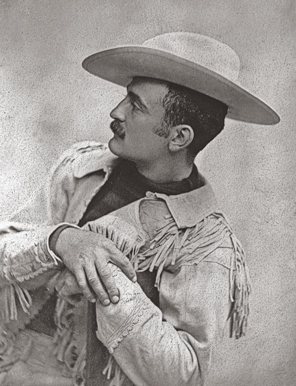 Cattle Kingdom Chisholm trail cowboy true west