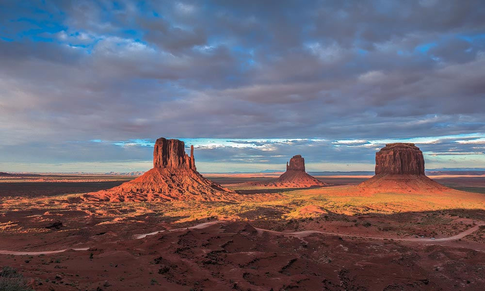monument valley chad coppess true west