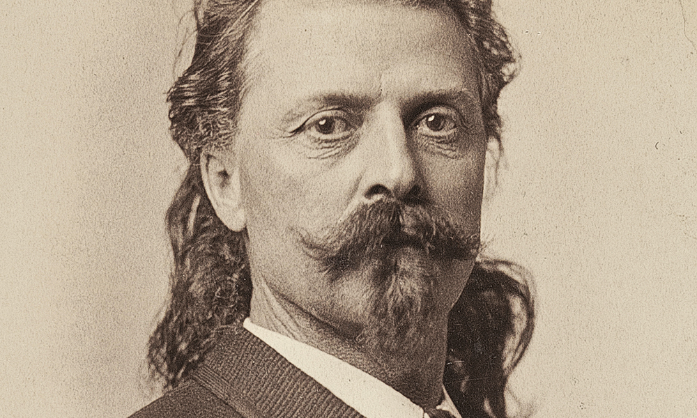 Buffalo Bill True West