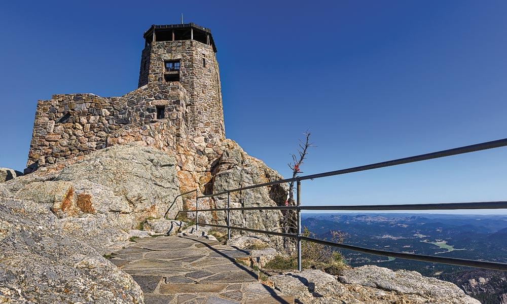 black hills black elk peak chad coppess true west