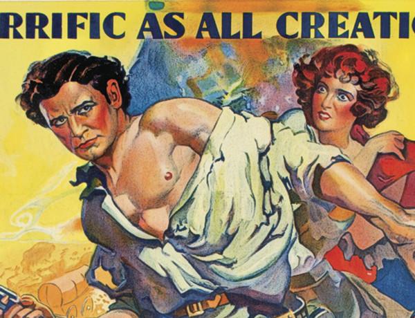 cimarron movie poster true west