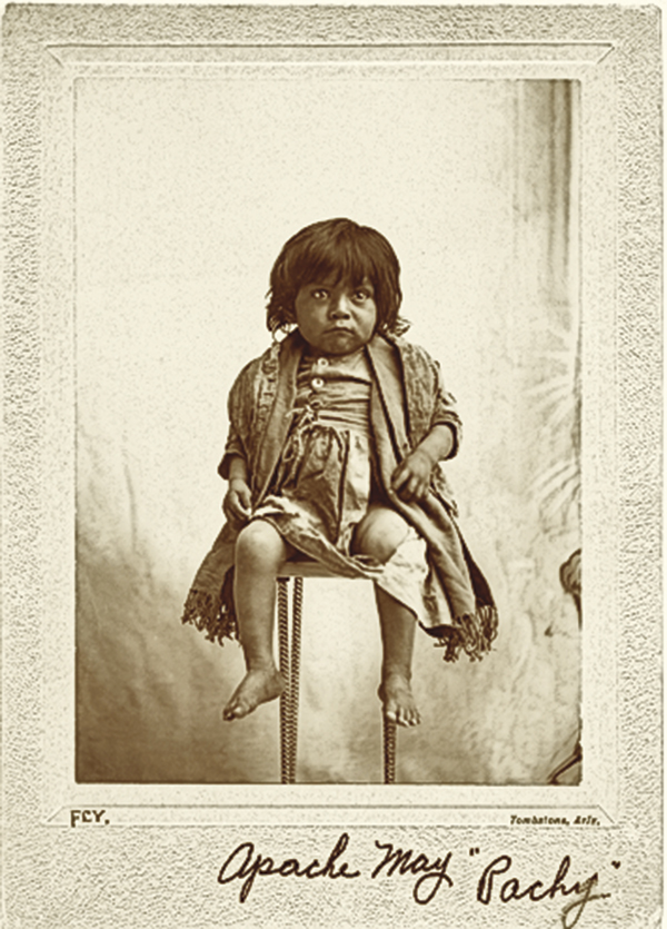 Apache may tombstone true west