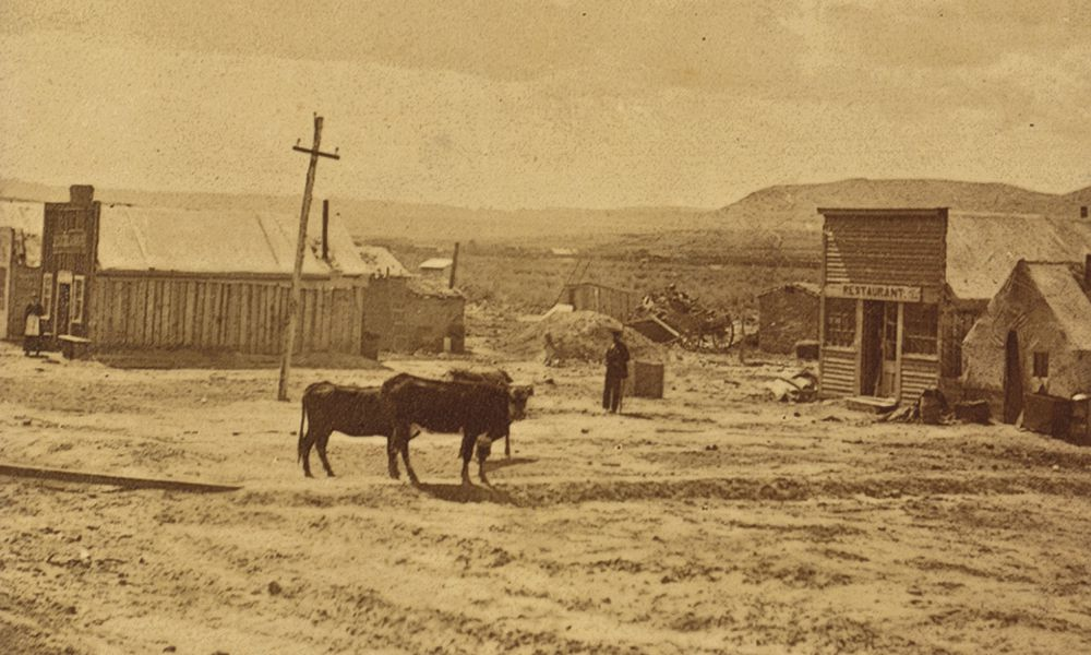 Mark Twain Green River Station Expedition Travels true west