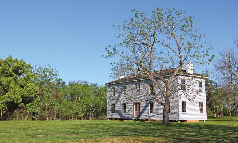 levi jordan plantation true west