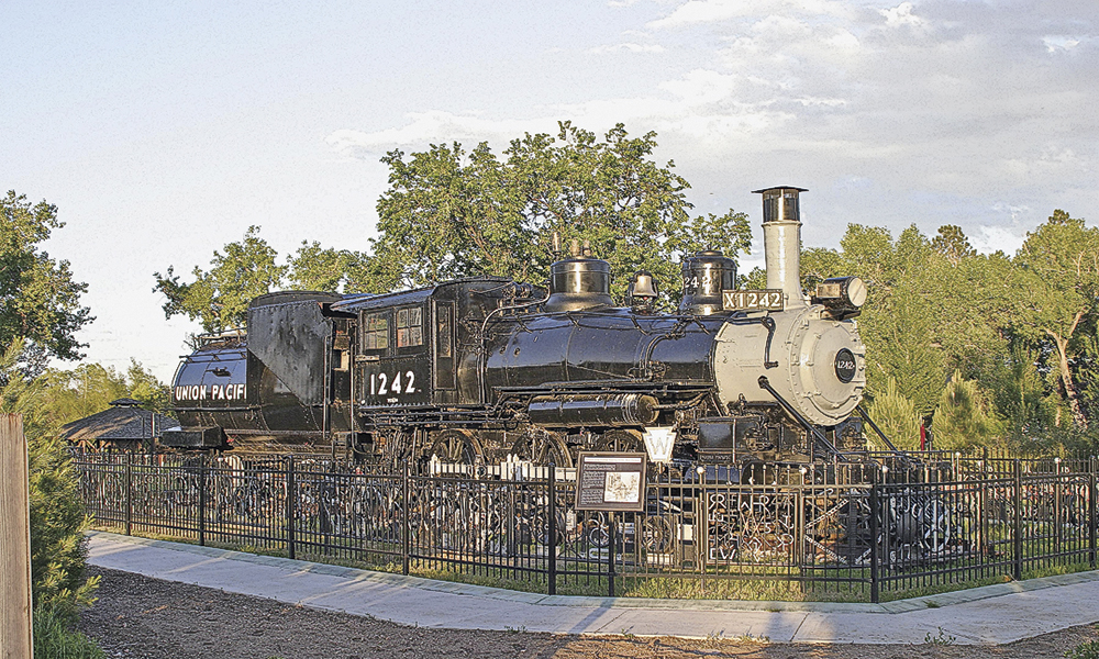 Cheyenne Wyoming Town City Railroads True West Magazine