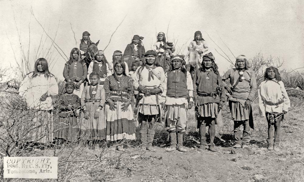 geronimos camp true west