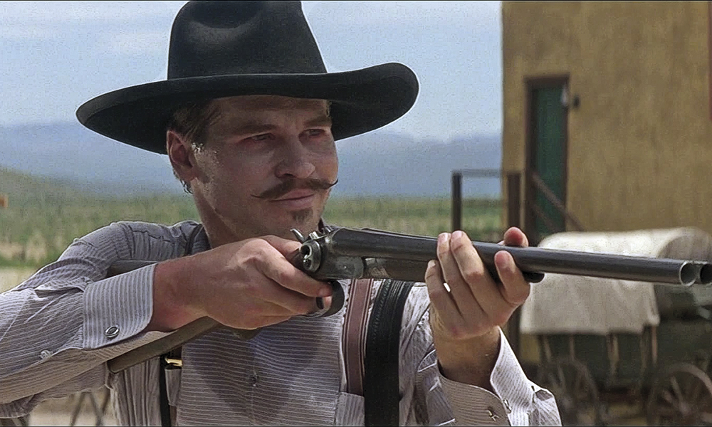 Val Kilmer Doc Holliday Tombstone True West