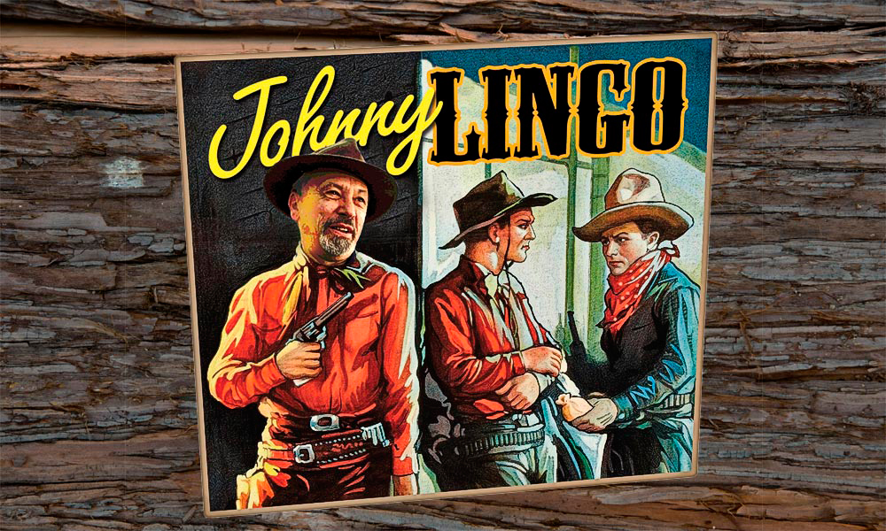 Johnny Lingo Iron Horse Western Railroads True West